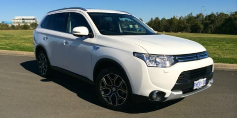 Mitsubishi Outlander PHEV: Long-term report one