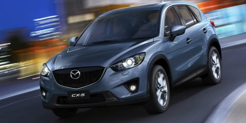 Mazda CX-5 gets suspension, safety upgrades