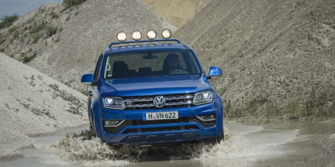 Volkswagen Amarok SUV expected by 2020