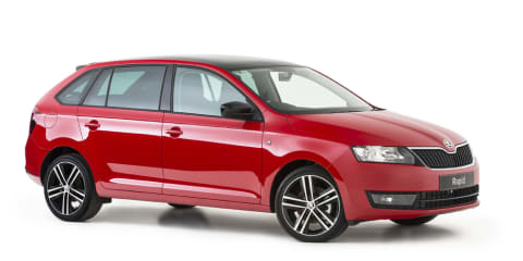 2014 Skoda Rapid Spaceback :: Pricing and Specifications