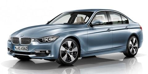 2012 BMW ActiveHybrid 3 unveiled