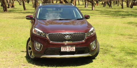 2016 Kia Sorento Platinum AWD Review : Long-term report one