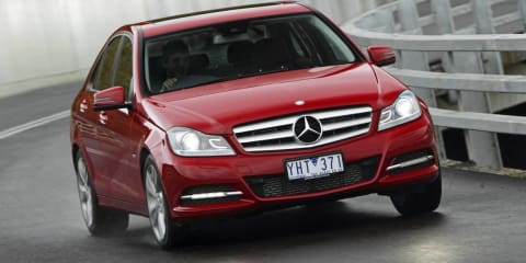 2012 Mercedes-Benz C200, C250 dodge Luxury Car Tax