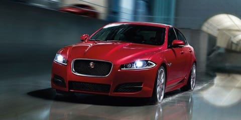Jaguar XF R-Sport variant sees out current-generation model