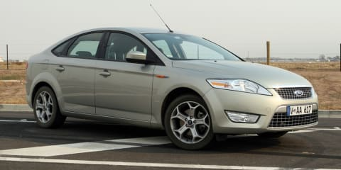 Ford Mondeo Review and Road Test