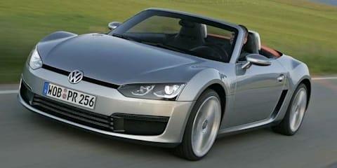 Volkswagen's Roadster is a 'go'