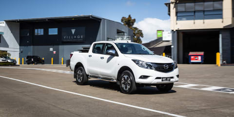 2011-15 Mazda BT-50 recalled
