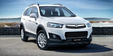 2015 Holden Captiva 7 Active on sale now