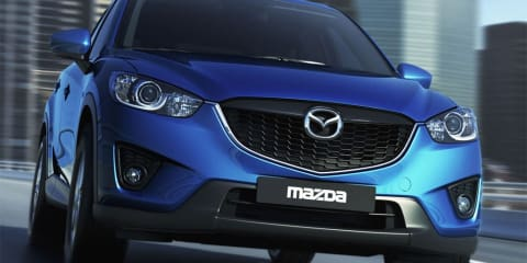 Mazda CX-5 explained (video)