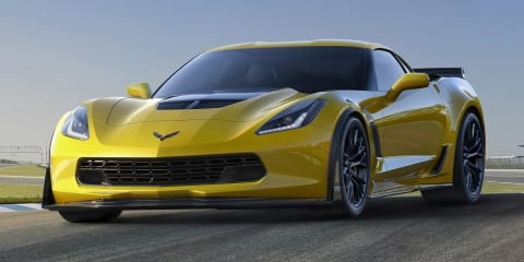 Chevrolet Corvette Z06 can do 0-60mph sprint in 2.95 seconds