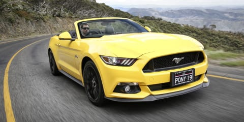 Ford Performance launches EcoBoost Mustang power pack - UPDATE