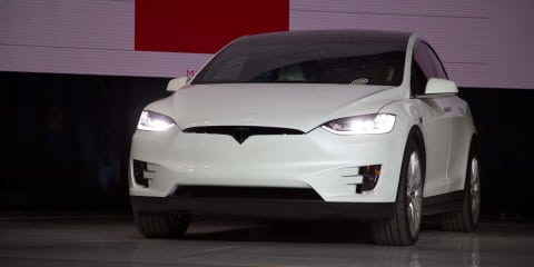 Tesla Model X production hampered by 'hubris', admits company