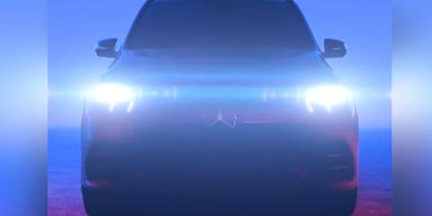 2019 Mercedes-Benz GLE teased