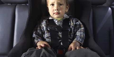 Toxic child car seats: best and worst revealed