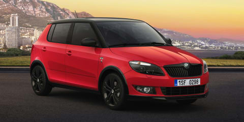 Skoda Fabia replacement : concept model to debut at Geneva