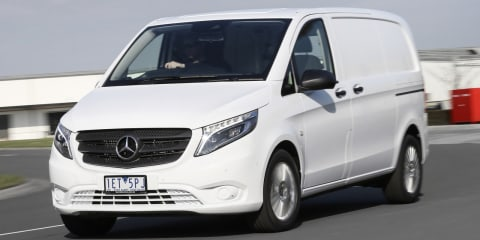 2015-2019 Mercedes-Benz Vito recalled over fire risk