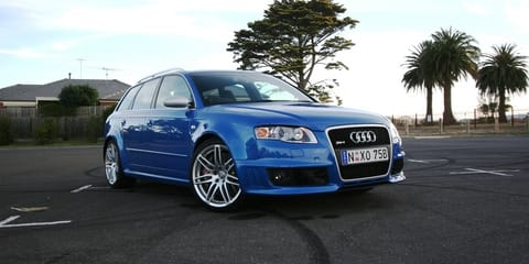 2007 Audi RS4 Avant Road Test