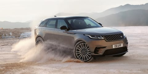 2018 Range Rover Velar goes official, Australian pricing revealed
