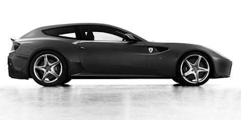 Ferrari FF Maximus tuning concept by DMC