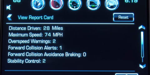 2016 Chevrolet Malibu to debut Teen Driver safety system