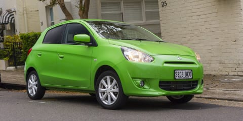 2015 Mitsubishi Mirage Review : Long-term report two