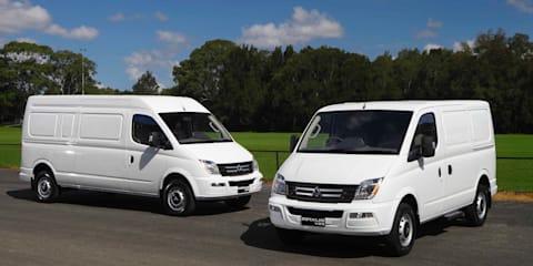 China's Maxus, JAC vans heading to Australia
