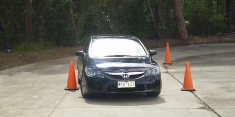 Honda Australia Roadcraft Training (HART) defensive driving course