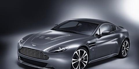 Aston Martin V12 Vantage Review