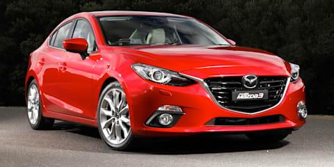 Mazda: New Cars 2014