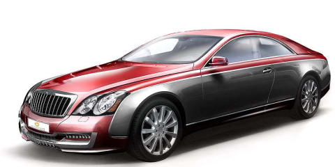 Maybach 57S Coupe by Xenatec set for limited production