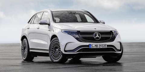 Mercedes-Benz EQC: Buyer registration opening in December