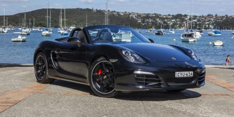2015 Porsche Boxster S Review