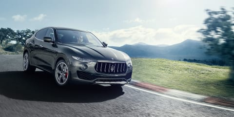 Maserati Levante plug-in hybrid to share drivetrain parts with Chrysler Pacifica