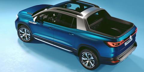 Volkswagen Tarok: Australian launch is a 'no'