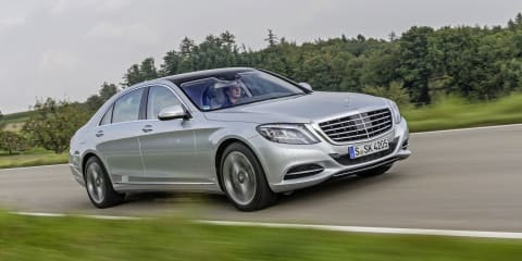 2015 Mercedes-Benz S-Class Plug-In Hybrid Review