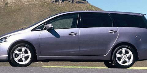 2009 Mitsubishi Grandis VR-X review