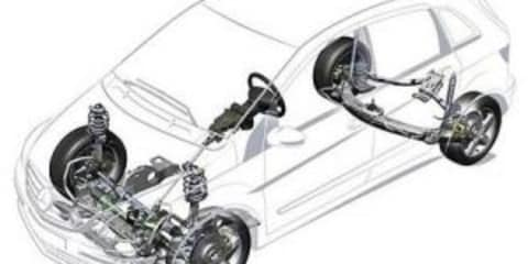Car Frame (Chassis)