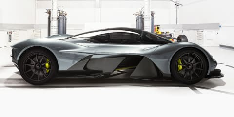 Aston Martin AM-RB 001 to get Cosworth V12