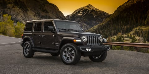 2018 Jeep Wrangler revealed