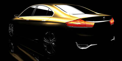 Suzuki Authentics concept teased