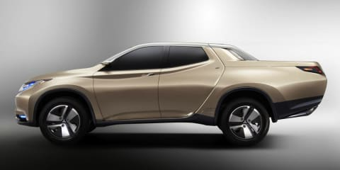 2014 Mitsubishi Triton will bring better safety, luxury and refinement