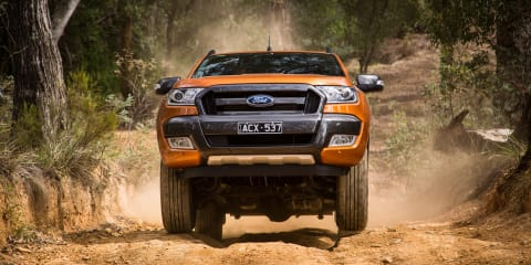 2016 Ford Ranger Wildtrak Review