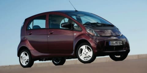 2010 Mitsubishi i-MiEV recalled for motor fix