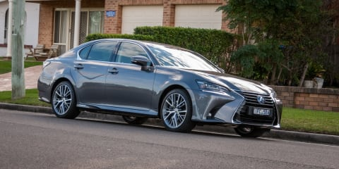 2016 Lexus GS450h Sport Luxury Review