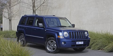 Jeep Patriot models revised for 2009