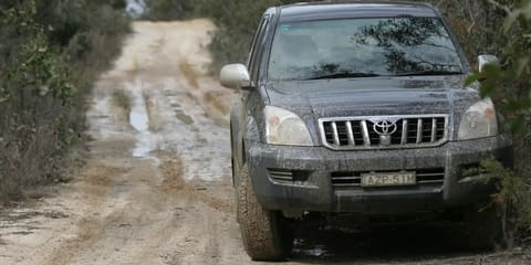 2007 Toyota Prado GX Turbo Diesel Road Test