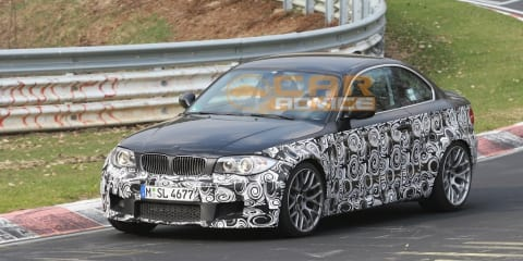 2011 BMW 1 Series M Coupe could be limited to just 2700 units