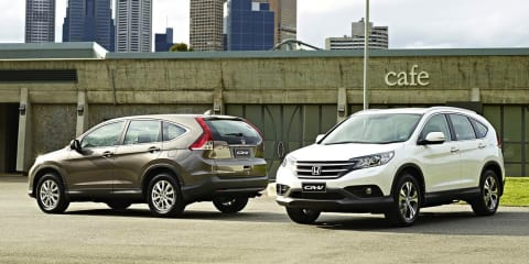 Honda CR-V, Jazz Hybrid to headline Sydney motor show stand