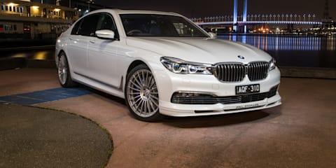 2018 BMW Alpina B7 review
