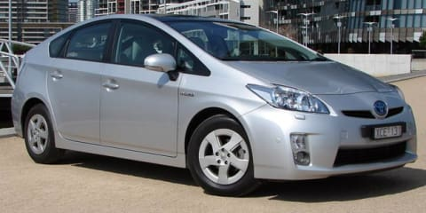 Prius could outsell Camry says US Toyota boss